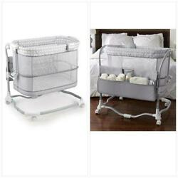 Kyпить Ingenuity Dream & Grow Bedside Bassinet Dalton на еВаy.соm
