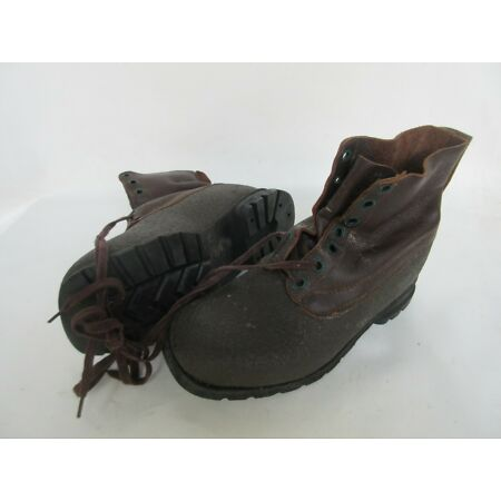 img-Army Service Boots Lace-Up True Vintage Leather Boots Original Heritage 85