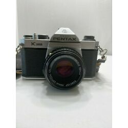 Kyпить Camera 35 MM Pentax K 1000 Vintage. With Leather Case And Strap на еВаy.соm