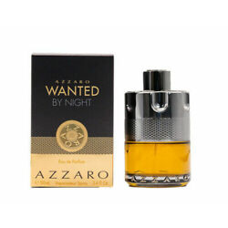Kyпить New In Box Azzaro Wanted by Night by Azzaro 3.4 oz EDP Cologne for Men  на еВаy.соm