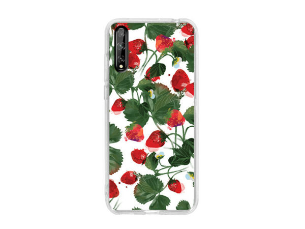 DeutschlandHuawei P Smart S Hülle etuo Fantastic Case Cover Silikon TPU