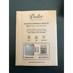Kyпить Ballet Physical Bitcoin Wallet на еВаy.соm