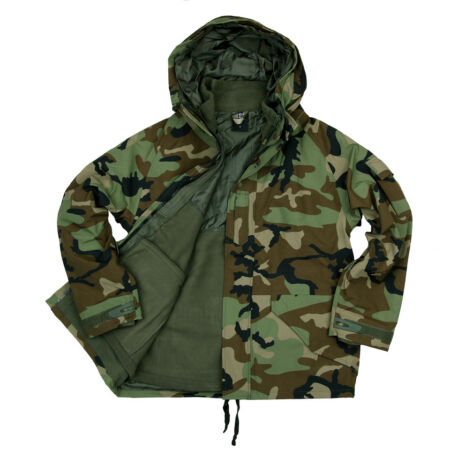 img-US Army Military Woodland Parka Winter Jacket Rain Liner Marines Usmc WWII