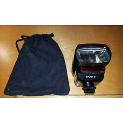 Kyпить Authentic Sony HVL-F32X Shoe Mount Flash with Case, Tested на еВаy.соm
