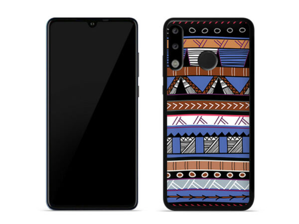 DeutschlandHuawei P30 Lite New Edition Hülle etuo Fantastic Case Cover  Muster