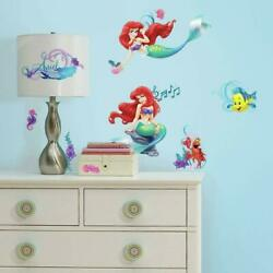 RoomMates The Little Mermaid 43 Peel And Stick Wall Decals