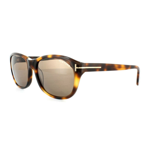 GroßbritannienTom Ford Occhiali da Sole 0396 London 52J Luce Marrone Havana