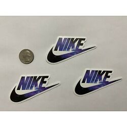 Nike Mystic Space Shoe Swish Sticker Decal Fast Shipping from USA