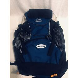 Kyпить Deuter Kid Comfort 2 Child Infant Backpack Carrier, FREE SHIPPING!!! REDUCED!! на еВаy.соm