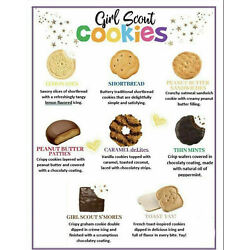 Kyпить 2021 GIRL SCOUT COOKIES -FRESH FAST NEW toasty yay Mint Lemonade ect ABC BAKERS на еВаy.соm