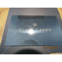 Kyпить ETHER CARD Physical Cryptocurrency Wallet на еВаy.соm