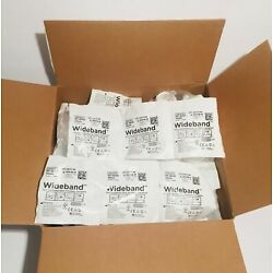 Case of 100 Bard Wideband Male External Self Adhering Catheters 25mm NEW! 36101
