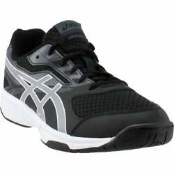 Kyпить ASICS Upcourt  Mens Volleyball Sneakers Shoes Casual   - Black на еВаy.соm