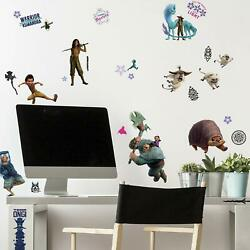 RoomMates Raya and The Last Dragon Peel Stick Wall Decals