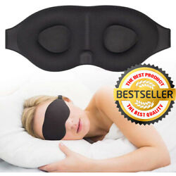 Kyпить 3D Sleep Mask For Men & Women Eye Mask For Sleeping Blindfold Travel Accessories на еВаy.соm
