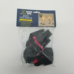 Guardian Gear Bright Dog Boots With Reflectors Size XX Small