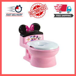 Kyпить The First Years Minnie Mouse Imaginaction Potty & Trainer Seat, Pink на еВаy.соm