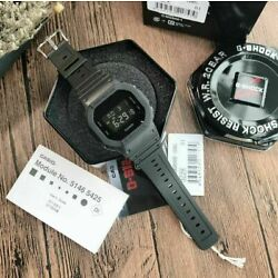 Kyпить NEW Men's G-shock Watch Military Black Resin Strap Digital Watch DW5600BB-1  на еВаy.соm