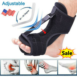 Kyпить Plantar Fasciitis Night Splints Adjustable Pain Relief Foot Toe Orthotic Braces на еВаy.соm