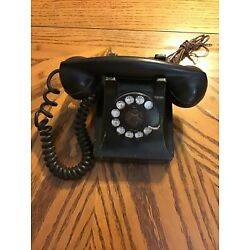 Kyпить Vintage Bell Systems F1 Telephone Manufactured by Western Electric Company на еВаy.соm