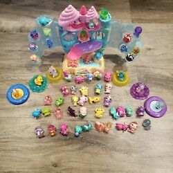 Kyпить Hatchimals Colleggtibles Mermaid Magic Coral Castle Playset With 60 Figures на еВаy.соm