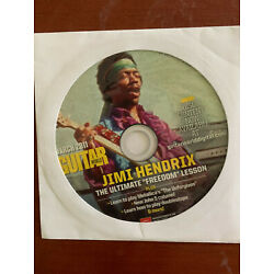 Kyпить Guitar World March 2011 CD Only Jimi Hendrix Freedom Lesson Metallica на еВаy.соm