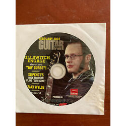 Kyпить Guitar World February 2007 CD Only Killswitch Engage My Curse на еВаy.соm