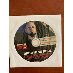 Kyпить Guitar World September 2010 CD Only Drowning Pool Lesson Bodies на еВаy.соm