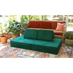 Kyпить The Nugget Comfort Couch Limited Edition Beanstalk Color - BRAND NEW FAST SHIP на еВаy.соm