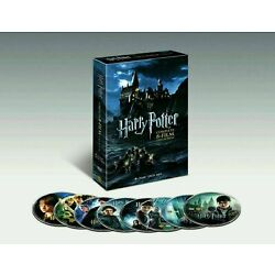 Kyпить Harry Potter: Complete 8-Film Collection (DVD, 2011, 8-Disc Set) Free shipping на еВаy.соm