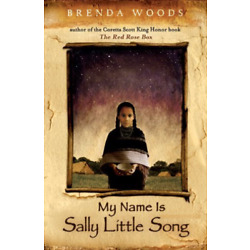 `Woods, Brenda`-My Name Is Sally Little Song BOOK NEW