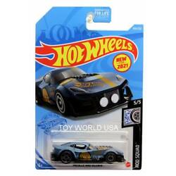 2021 Hot Wheels #184 Rod Squad Muscle And Blown