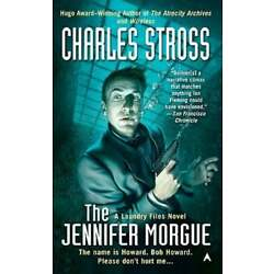 The Jennifer Morgue by Charles Stross: New