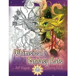 Whimsical Fantasy Cats by Jeff Haynie: New