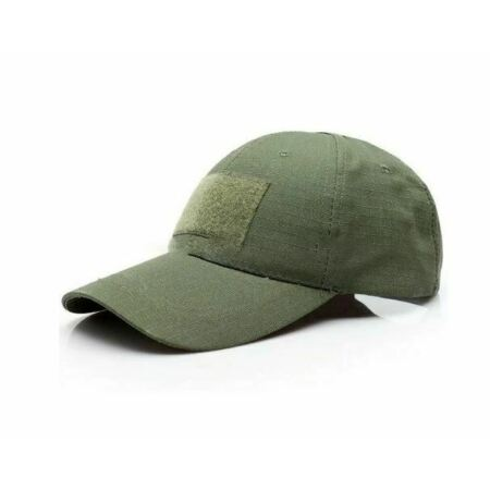 img-CP Mens Tactical Army Camo Baseball Cap - Military Cap - One Size - Olive