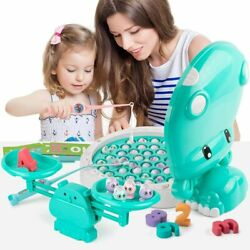 Kyпить Fishing Balance Games Toy with Music, Story, Vehicle & Animal Sounds Educational на еВаy.соm