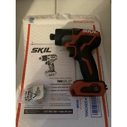 SKIL PWRCore 12 Brushless 12V 1/4 Inch Hex Cordless Impact Driver TOOL ONLY