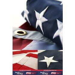 3x5ft American Flag Outdoor Heavy Duty Patriotic US Flag Made in USA AllWeather