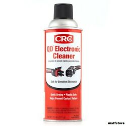 Electronic Contact Cleaner Spray Best Quick Drying Fix CRC QD Corrosion Debris11