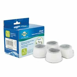 PetSafe Drinkwell Replacement Carbon Filters, Dog and Cat Ceramic and 2 Gallon
