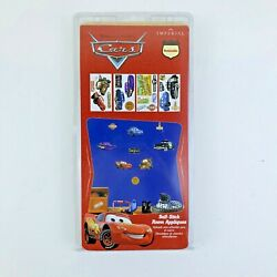 Disney Pixar Cars Removeable Self-Stick Room Stickers Appliques 19 CNT Imperial