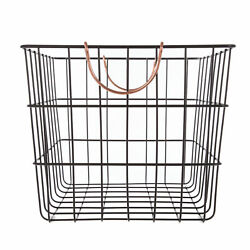 Better Homes & Gardens Large Rectangle Wire Orb Baskets, Set of 3