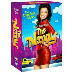 The Nanny: The Complete Series (DVD, 2015, 19-Disc Set) Brand New, Free Shipping