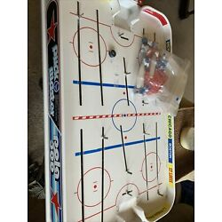 Puck Master Pola 300 Vintage Retro Hockey Game With Puck And Players