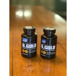 AdvoCare O2 Gold - 2 bottles- Best By: 06/2020 FREE SHIPPING
