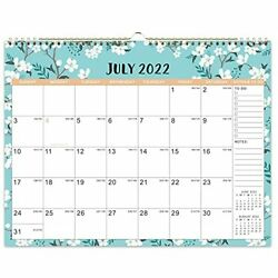 2021-2022 Calendar 18 Monthly Wall Calendar With Thick Paper 14.6'' x 11.5'' NEW
