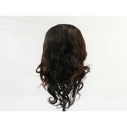 UNice U Part Body Wave Wig, 150% Density, 16inch, Ombre Blonde Highlights