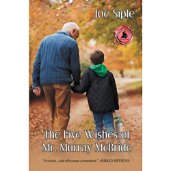 Siple Joe-5 Wishes Of Mr Murray Mcbride BOOK NEW
