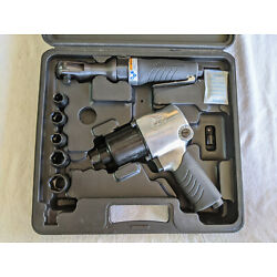 Ingersoll Rand 231G 1/2'' Drive Impact Tool & 3/8'' Drive 170G Ratchet Wrench Kit
