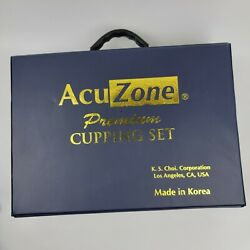 AcuZone Premium Quality Cupping Set - 19 Cups